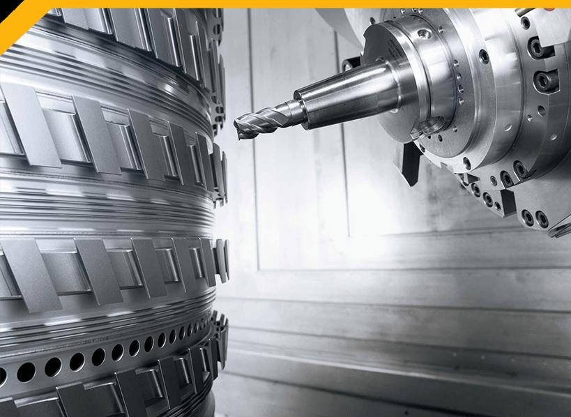 wiercenie CNC na potrzeby przemysłu