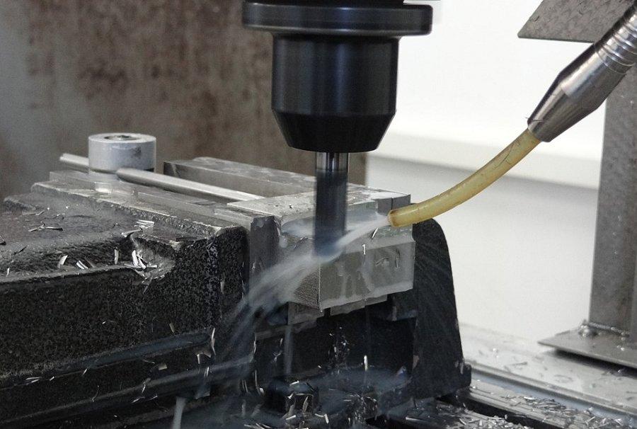 Frezowanie - usługi obróbki skrawaniem CNC