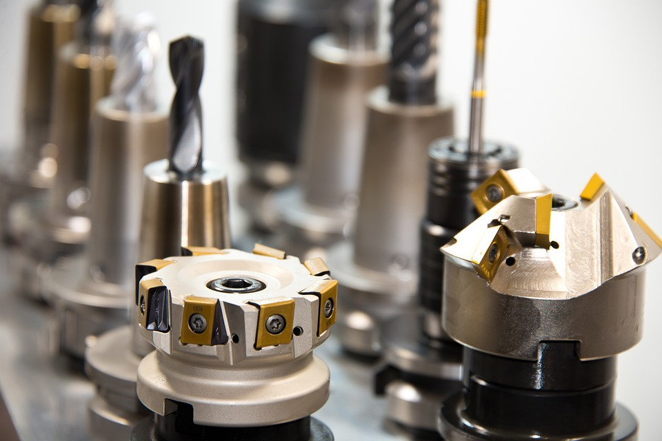 Frezowanie CNC najnowocześniejszymi narzędziami kluczowych producentów z branży CNC
