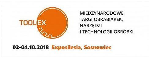 Międzynarodowe Targi Obrabiarek, Narzędzi i Technologii Obróbki 2 - 4 października 2018 roku