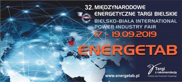 32. MIĘDZYNARODOWE ENERGETYCZNE TARGI BIELSKIE  Bielsko-Biała 17 - 19 września 2019